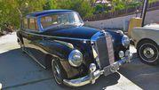 1955 Mercedes-Benz SL-Class 4 door sedan